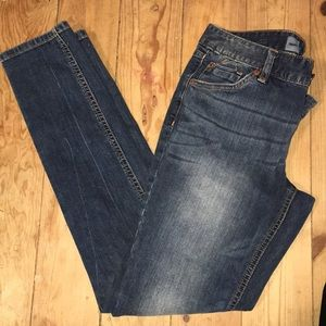 Size 14 L mossimo skinny jeans